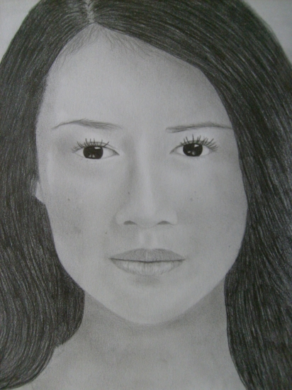 Zhang Ziyi por Persikan